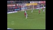 Vidigal cerca un goal impossibile: De Sanctis non si fa sorprendere e salva