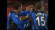 Goal di Tissone per il momentaneo vantaggio dell'Atalanta sull'Udinese