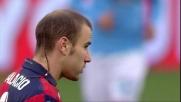 Palacio perde malamente il pallone contro il Napoli