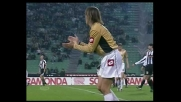 Volo gratuito di Taddei contro l'Udinese