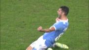 Candreva beffa Goicoechea con un goal su punizione