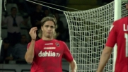 Matri non tradisce il Cagliari. Zampata e goal contro la Juventus