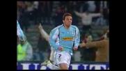 Gran colpo di testa, il goal di Filippini porta avanti la Lazio