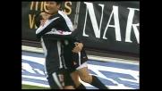 Pizarro dal dischetto, Udinese in vantaggio sulla Lazio