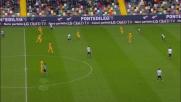 Fares in tackle ferma l'avanzata di Bruno Fernandes in Udinese-Verona