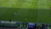 Matri sigla il goal vittoria del Genoa a Parma