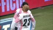 Bresciano mette la parola 'fine' al match col goal del 2-0: il Palermo espugna San Siro