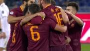 Nainggolan decide la sfida fra Roma e Milan con una splendida conclusione di sinistro