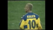 Nakata non passa con Dida