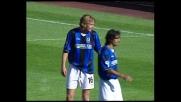 Natali, colpo di testa col brivido contro l'Udinese