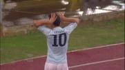 Natalino sbaglia e Zarate segna contro l' Inter