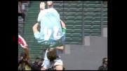 Il goal di testa di Couto vale il pari alla Lazio