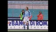 Nedved implacabile davanti a Ferron: goal della Lazio al Verona