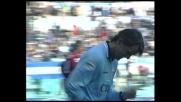 Nedved mette in mezzo, Mancini fa goal per la Lazio
