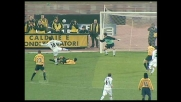 Nedved non capitalizza l'assist di Pancaro e calcia a lato contro l'Inter