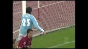 Negro spreca un'occasione da goal nel derby romano
