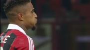 Nel derby tra Milan e Inter Boateng spreca calciando a lato da buona posizione