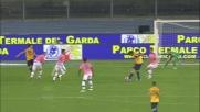 Nel giorno del suo addio al calcio Toni colpisce un palo clamoroso contro la Juventus