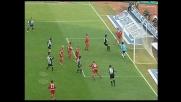 Nervo rovina la festa per il goal a Pazienza. Si salva il Bologna