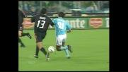 Nesta manda a terra Simone Inzaghi, fallo solare in Lazio-Milan