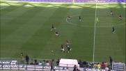 Nesta recupera elegante in tackle su Suazo nel derby con l'Inter
