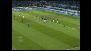 Il goal di Martins riporta in vantaggio l'Inter contro il Milan