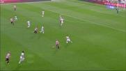Lazaar realizza un goal dalla distanza con l'aiuto di una deviazione