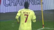 Un gran goal di Menez vale il definitivo 2 a 0 del Milan sull'Udinese