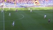 Niang ci prova con un colpo di testa: palla alta e Cagliari graziato