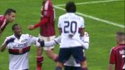 Niang con una deviazione provvidenziale sigla il goal dell'ex contro il Milan