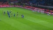 Niang firma il goal del raddoppio su rigore per il Milan contro la Sampdoria