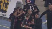 Niang sfodera un mancino imparabile: è il goal del 2-0 rossonero a Verona