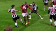 Niang: un elastico spettacolare a San Siro contro l'Udinese
