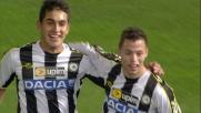Nico Lopez recupera palla e fa goal al Livorno