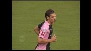 Palermo vicino al goal: il sinistro di Terlizzi non trova la porta di Peruzzi