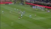 Nocerino, goal del vantaggio contro il Pescara