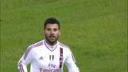 Nocerino segna il raddoppio sul Genoa con un goal di rapina