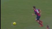 Magnifico goal di Bertolacci in Genoa-Lazio