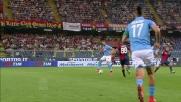 Higuain serve di tacco Jorginho a Marassi