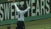 Crespo: un goal da vero rapace d'area contro l'Udinese