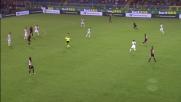 Ntcham beffa Storari e sigla il goal dell'1-1 tra Genoa e Cagliari