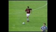 Numero di Kakà contro l'Udinese, ma il tiro è fuori