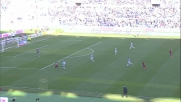 Konko anticipa Gervinho e controllata la palla effettua il rinvio
