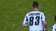 Floro Flores, gran goal al volo contro il Bologna