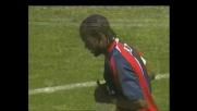 Suazo è una forza della natura, goal dell'1-0 contro la Roma
