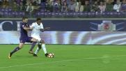 Luiz Adriano steso da Tomovic, il Milan si lamenta