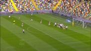 Thereau e Matos sfiorano il goal contro il Bologna: palla sul fondo e Udinese a secco