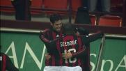 Zampata e goal di Pato che colpisce ancora l'Udinese a San Siro