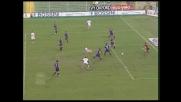 Morrone, un goal che spaventa la Fiorentina