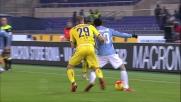 Felipe Anderson si libera dal raddoppio della Sampdoria con maestria